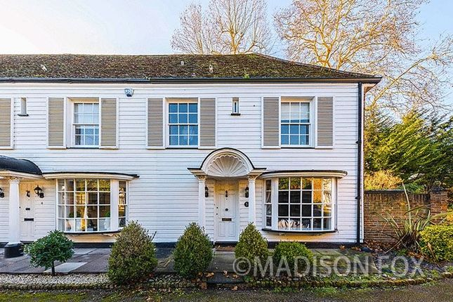Thumbnail End Terrace House For Sale In Kings Mews Chigwell