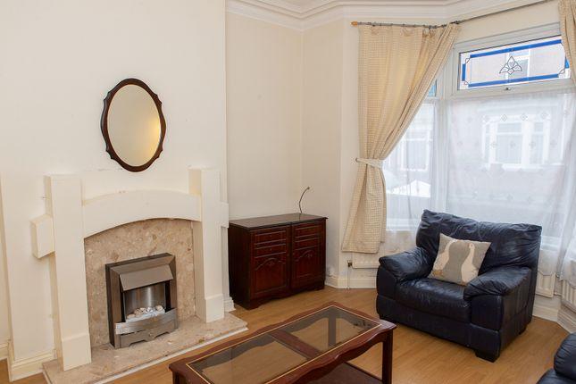 Living Area of Collingwood Road, Hartlepool TS26