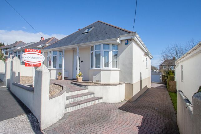 Thumbnail Detached house for sale in Grosvenor Road, Crownhill, Plymouth