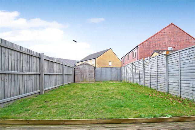 Garden of Hunton Road, Oulton, Lowestoft, Suffolk NR32