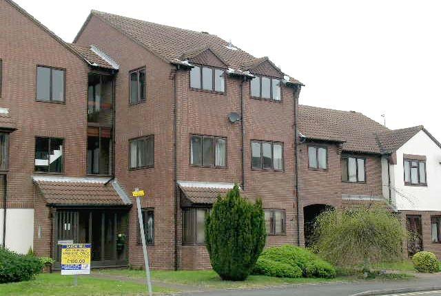 Thumbnail Flat for sale in Saxon Mill Lane, Tamworth, Staffordshire
