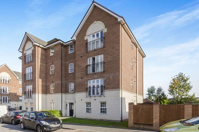 Thumbnail Flat for sale in Priory Chase, Pontefract