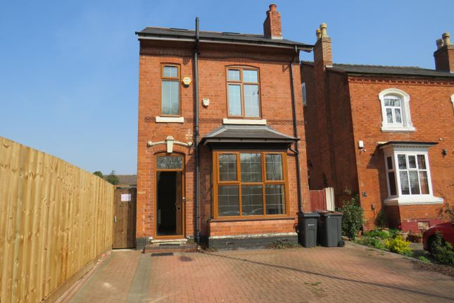 Thumbnail Detached house to rent in Olton Boulevard East, Acocks Green, Birmingham
