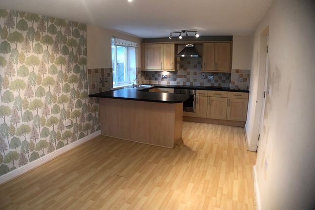 Thumbnail Flat to rent in Lake Road, Hadston, Northumberland