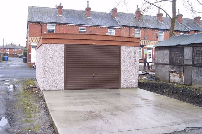 Detached Garage of Ainsworth Road, Manchester M26