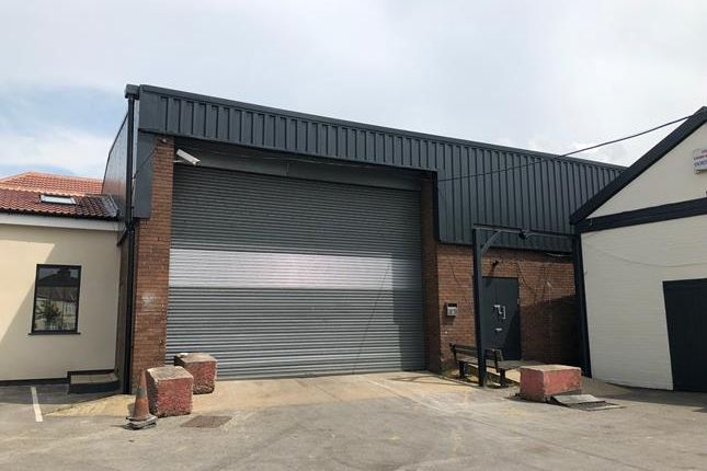 Thumbnail Light industrial to let in The Vintry, 53 Redbridge Lane East, Ilford, Essex