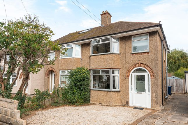 3 bed semi-detached house to rent in Brookfield Crescent, Headington, Oxford OX3