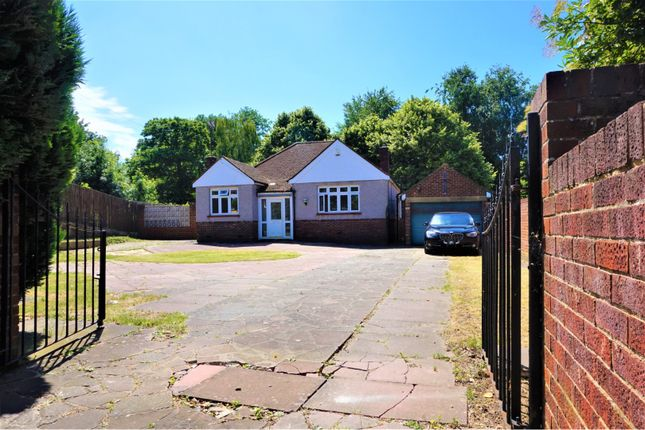 Thumbnail Detached bungalow for sale in Penhill Road, Bexley