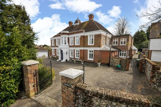 Thumbnail Detached house for sale in Luxted Road, Downe Village