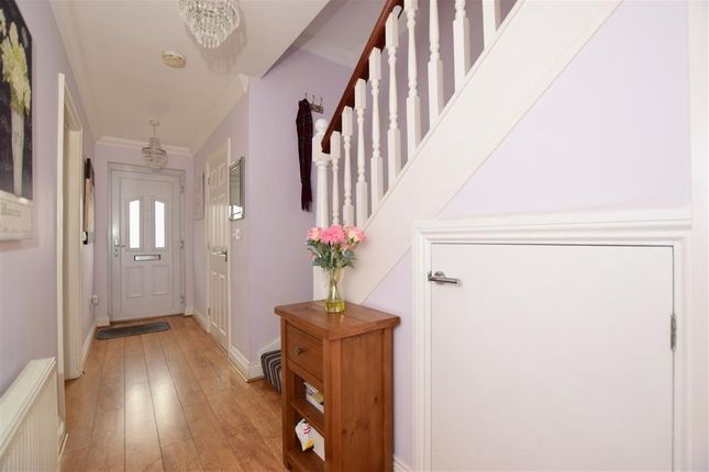 Entrance Hall of Silver Hill Road, Willesborough, Ashford, Kent TN24