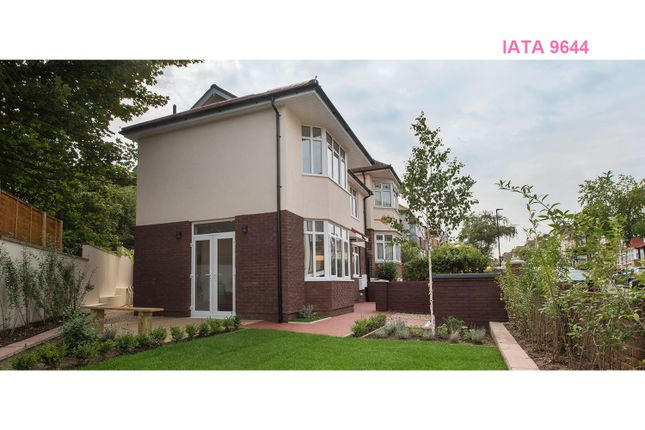 Thumbnail Detached house for sale in Cheviot Road, London