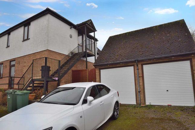 Thumbnail Flat to rent in Hadrians Drive, Bancroft, Milton Keynes