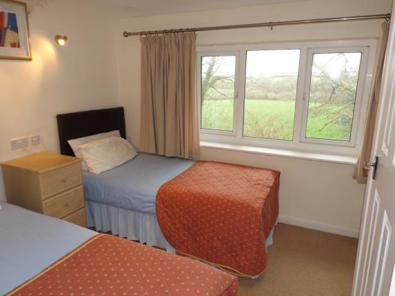 Bedroom Two of Atlantic Reach, Carworgie, Newquay TR8