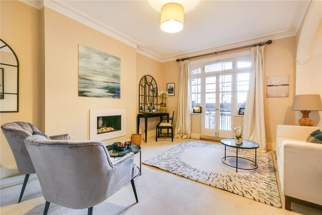 2 bed flat for sale in Palmerston Mansions, Queen's Club Gardens, London W14