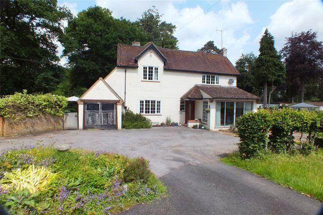 Thumbnail Detached house for sale in Award Road, Church Crookham, Fleet, Hampshire