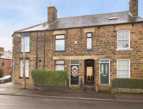 Thumbnail Terraced house for sale in Hartington Road, Dronfield, Derbyshire