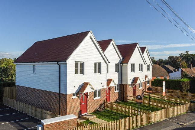 Thumbnail End terrace house for sale in Sparrows Green, Wadhurst