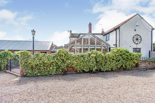 Thumbnail Equestrian property for sale in Low Road, Scrooby, Doncaster