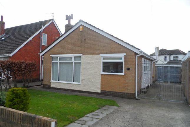 Thumbnail Detached bungalow to rent in Thornhill Avenue, Poulton-Le-Fylde