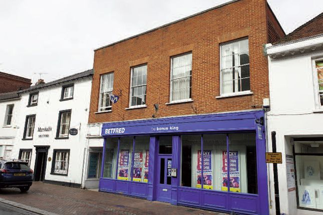 Thumbnail Retail premises for sale in High Street, Godalming, Surrey
