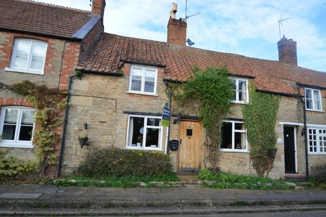 Thumbnail Terraced house for sale in Jasmine Cottage Main Street, Sudborough, Kettering
