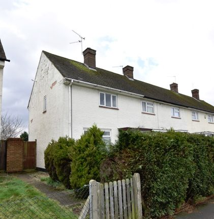 Thumbnail End terrace house for sale in Weall Green, Watford