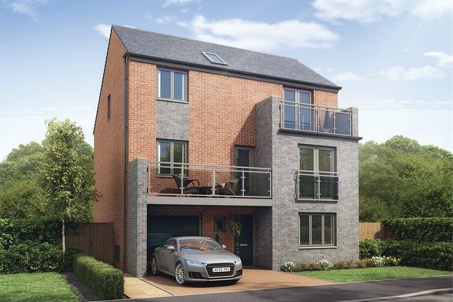 "Thumbnail Detached house for sale in ""The Litchfield"" at Whinney Hill, Durham"
