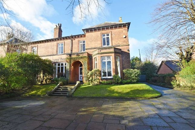6 bedroom semi-detached house for sale in Didsbury Park, Didsbury, Manchester