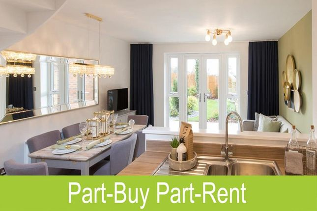 """4 bedroom end terrace house for sale in """"Kingsville"""" at Norton Road, Norton, Stockton-On-Tees"""