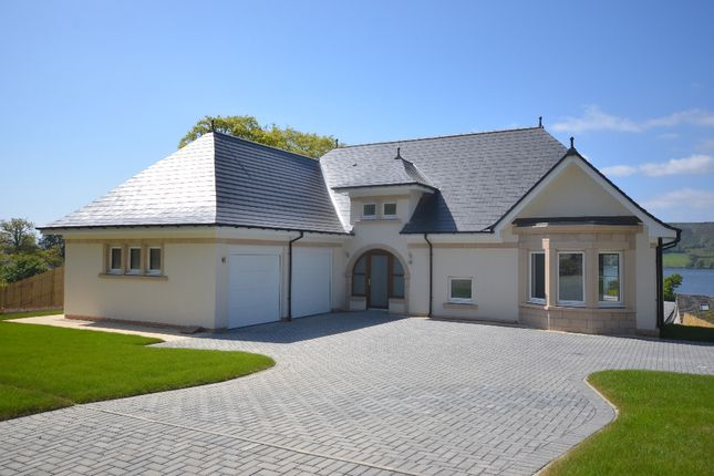 Thumbnail Detached house for sale in Kings Point, Shandon, Helensburgh