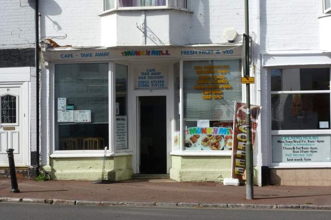 Thumbnail Leisure/hospitality to let in Torquay, Devon