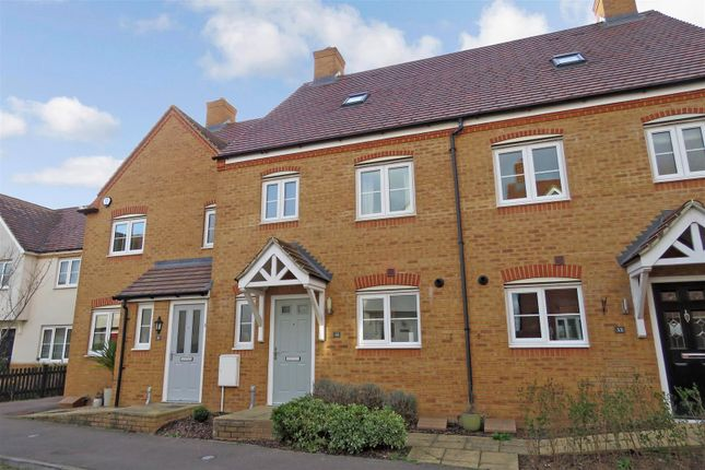 Thumbnail Town house for sale in Garfield, Langford, Biggleswade