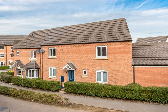 Thumbnail Semi-detached house for sale in Celtic Close, Higham Ferrers, Rushden