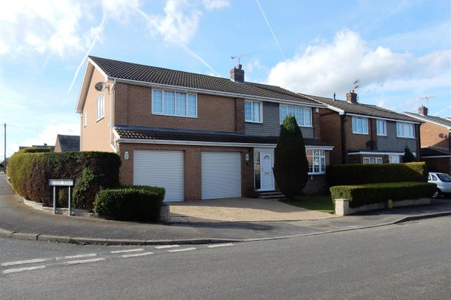 Thumbnail Detached house for sale in Spitalfields, Blyth, Worksop