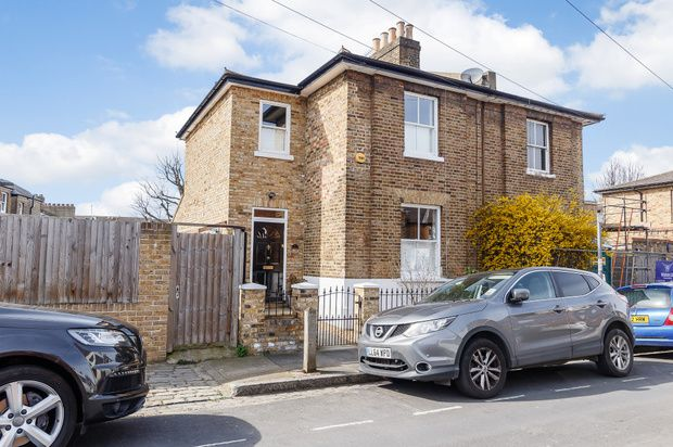 Thumbnail Semi-detached house for sale in Reynolds Place, London