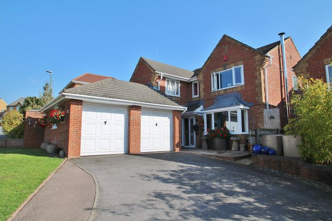 Thumbnail Detached house for sale in Julius Way, Lydney