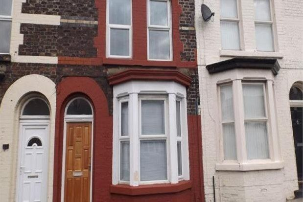 Thumbnail Property to rent in Daisy Street, Liverpool
