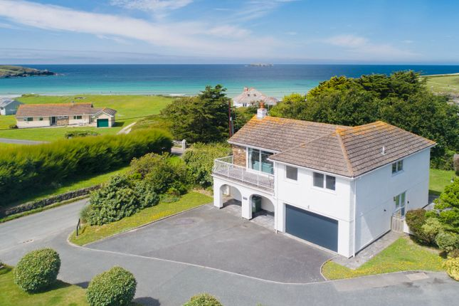 Thumbnail Detached house for sale in Polmark Drive, Harlyn Bay