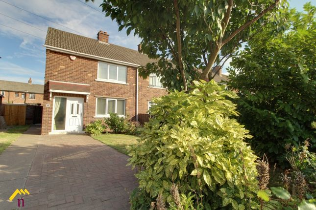 2 bed semi-detached house to rent in Doncaster Road, Kirk Sandall, Doncaster DN3