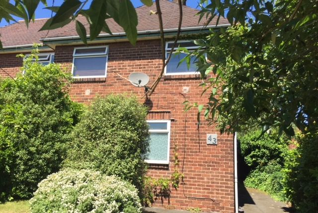 Thumbnail Semi-detached house for sale in Chapel Street, Holbrook, Belper