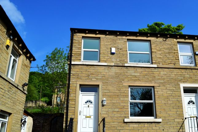 Thumbnail End terrace house to rent in Fenton Square, Huddersfield