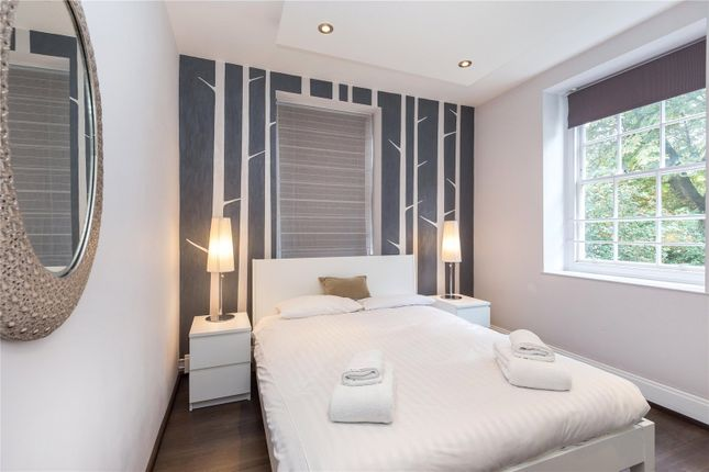Bedroom of Adelaide Court, Abbey Road, London NW8