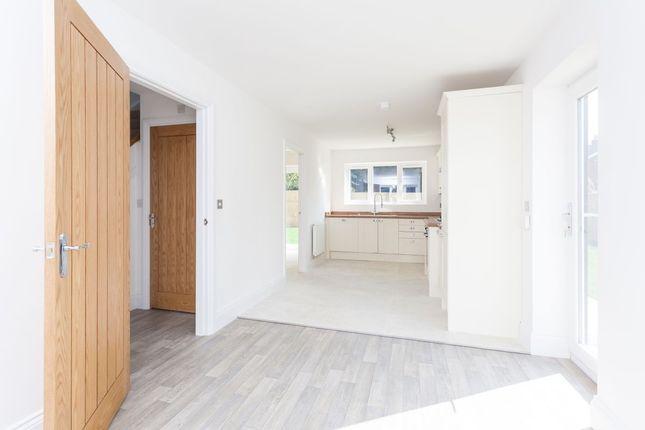 Thumbnail Detached house for sale in Heathview Chester Road, Nomans Heath, Malpas