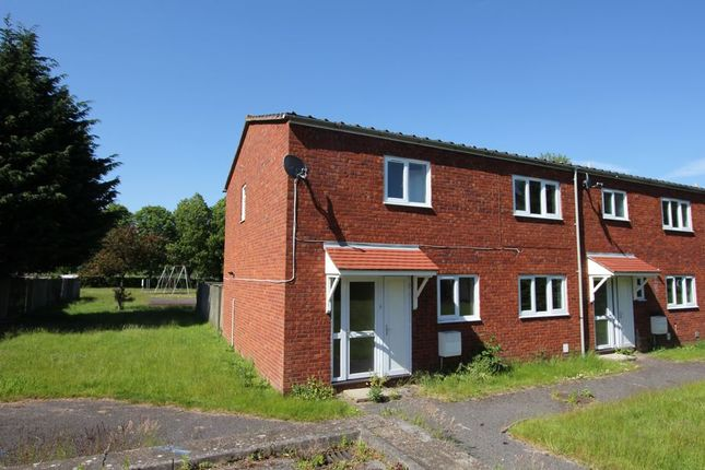 Thumbnail End terrace house to rent in Maude Close, Wilton Park, Beaconsfield