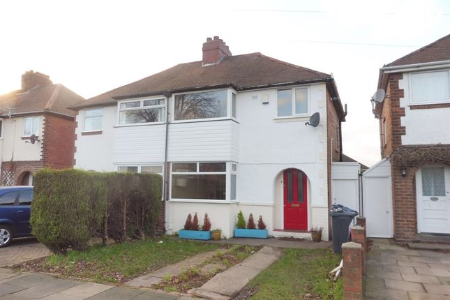 Thumbnail Semi-detached house for sale in Atlantic Road, Birmingham, Birmingham