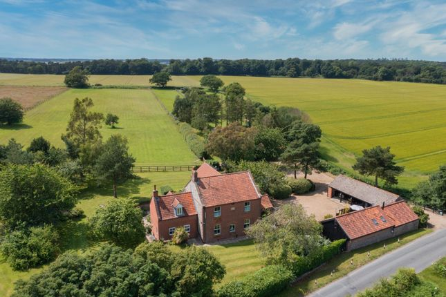 Thumbnail Detached house for sale in Cley Road, Holt, Norfolk