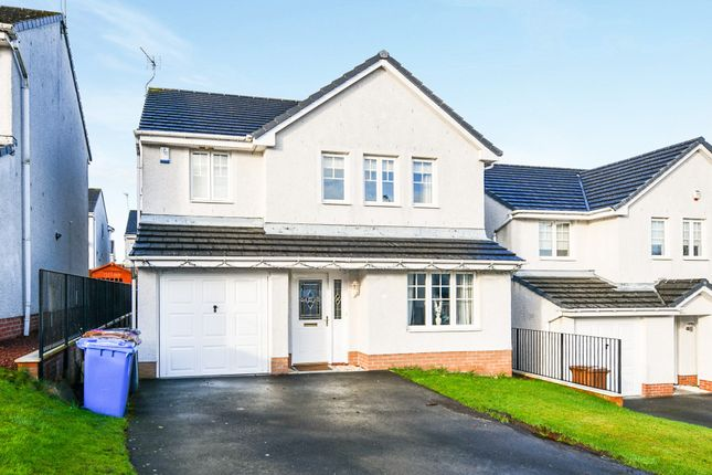 Detached house for sale in Station Brae Gardens, Dreghorn, Irvine