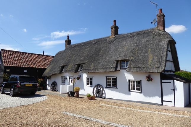 Thumbnail Cottage to rent in High Street, Thurleigh