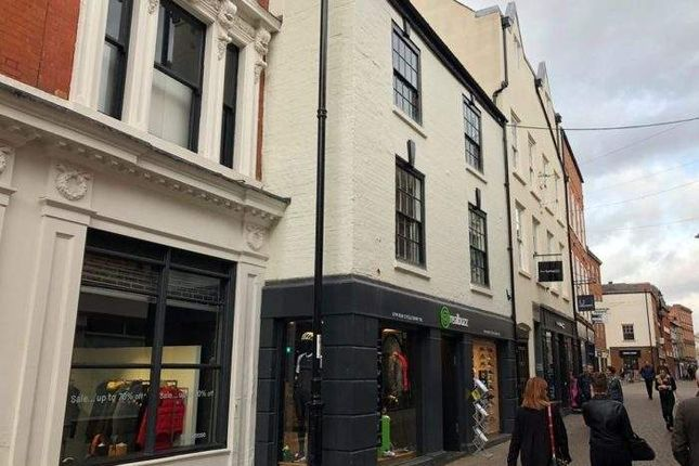 Thumbnail Retail premises to let in 54-56 Bridlesmith Gate, Bridlesmith Gate, Nottingham