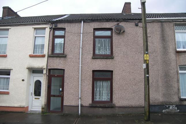 Thumbnail Terraced house to rent in Company Street, Resolven, Neath